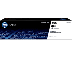 HP 110A Black Original Laser Toner Cartridge