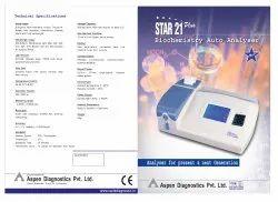 Semi Auto Analyser STAR21Plus