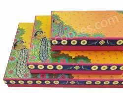 Small Mithai Boxes