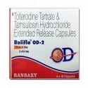 Roliflo OD-4 (Tolterodine Tamsulosin Capsules)
