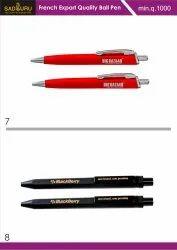 Plastic Boll Pen, For Promotional