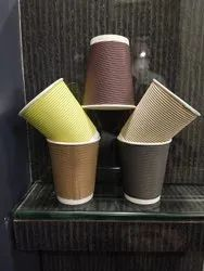 250 ml ripple paper cup