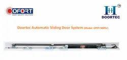 Doortec Auto Slide Glss Sensor Door