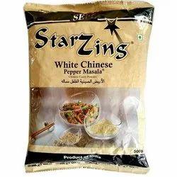 Star White Pepper Masala Powder, 500 Gm, Packaging Type: Packet