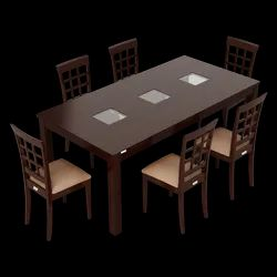 Unbranded Dimensions: 3 X 5 Feet Dining Table