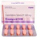 Capegard 500 Mg Tablets