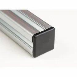 40x40mm Plastic End Cap, For Aluminum Profile, Head Type: Square