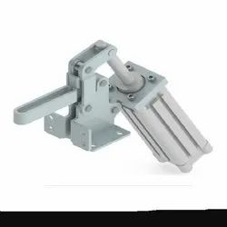Stainless Steel AOT-4085 UB Pneumatic Clamps, For Industrial