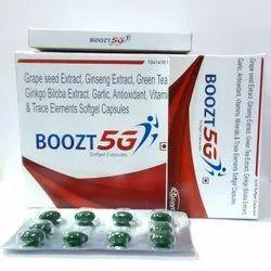 5g Softgel Capsule, 10X1X10