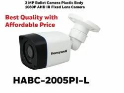 2 MP Honeywell HD Bullet Camera