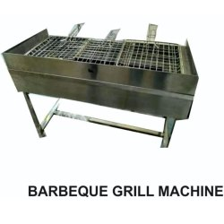 Barbeque Grill Machine