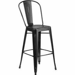 High Rise Metal Chair