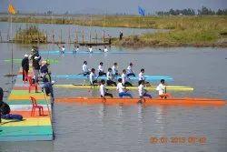 Canoe (C-4) FRP Boat