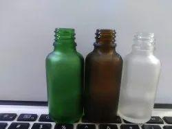 30 Ml Frosted Dropper Glass Bottle