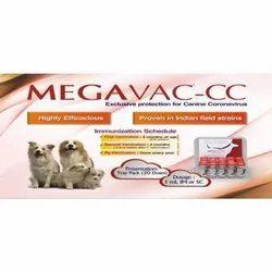 Megavac CC (Canine Corona Virus)