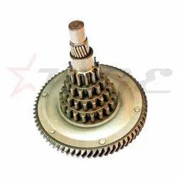 Vespa PX LML Gear Cluster - Reference Part Number - 137334