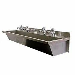 SS Hotel Sink Unit