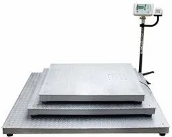 Weighing  Scale  for  Steel Factories