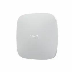 White Ajax Hub Wireless System