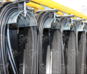 Crane C Track Festoon System