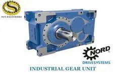 Parallel Industrial Gear Unit