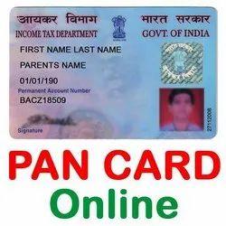 3 Days Online Pan Card Service