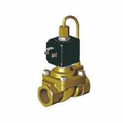 SS Solenoid Operated Valve