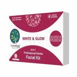 White and Glow Facial Kit