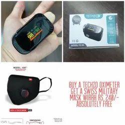 Techzo Pulse Oximeters