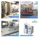 Packaged Mineral Water Plant Setup