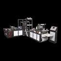 Fully Automatic Non Woven Fabric Box Bag Making Machine