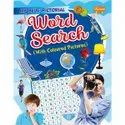 Pictorial Word Search 4 Different Books