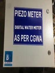 Digital Water Meter With Telemetry As Per CGWA