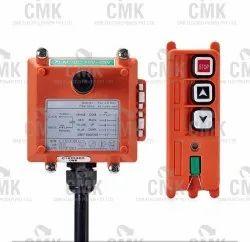 Overhead Crane Radio Remote Control