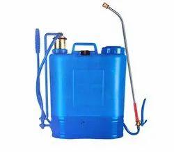 Electrostatic Sprayer for Agriculture