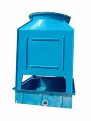Counter Flow FRP Square Cooling Tower, Induced Draft, Capacity: 5 Tr To 500 Tr