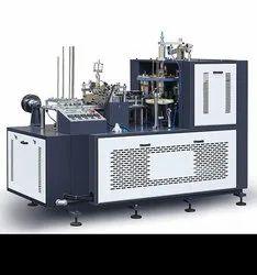 Paper Glass Making Machine
