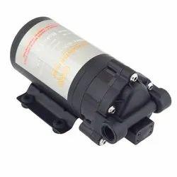 Puredrop Pump Rui Quin Domestic RO Diaphragm Booster Pump 100 GPD 24 V DC 2.5 Ampere