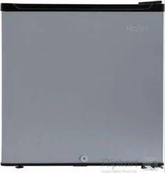 Silver Haier 52 L Direct Cool Single Door 2 Star Refrigerator, Model Name/Number: HR-62VS