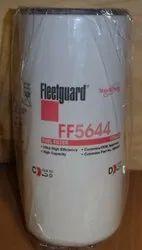 FF5782, FF5644, Fleetguard Fuel Filter For Cummins Genset 2881458