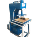 Semi Automatic Chappal Machine