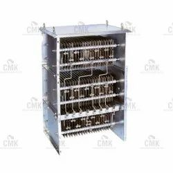 SS Punch Grid Resistance Box