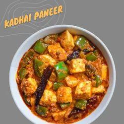 Kadahi Paneer, 1 Kg, Packaging Type: Packet