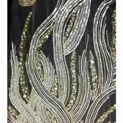 Embroidery Fabric in Meter/ Yards