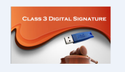Class 3 Digital Signature Services