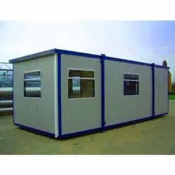 SS Prefabricated Portable Office Cabin