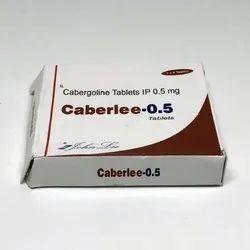 Caberlee 0.5mg Tablet