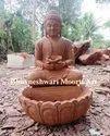 Buddha Fountain Statue