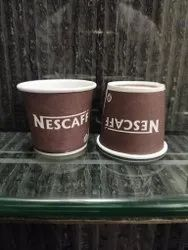 Orbital single color 65 Ml Paper Cup, For Tea supply, Packet Size: 50 Pcs