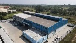 Steel Pre Engineered Warehouse For Factory Building